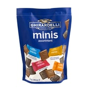 Ghirardelli Chocolate Minis Assortment, 17.4 oz