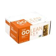 Kashi Go Lean Bars Peanut Hemp Crunch, 1.59 oz, 8 Count, 2 Pack