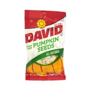 David Pumpkin Seeds, 3.75 oz, 12 Count