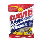 David Jumbo Seeds Original, 5.25 oz, 12 Count
