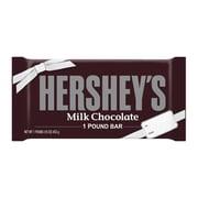 HERSHEY'S Milk Chocolate Bar, 1 lb