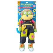 Alex Toys® Learn To Dress Monkey
