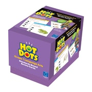 Educational Insights® Hot Dots® Standards-Based Language Arts Card, Grades 1st