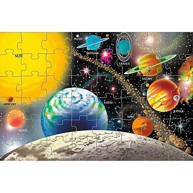 Lights Camera Interaction® Floor Puzzle, Solar System