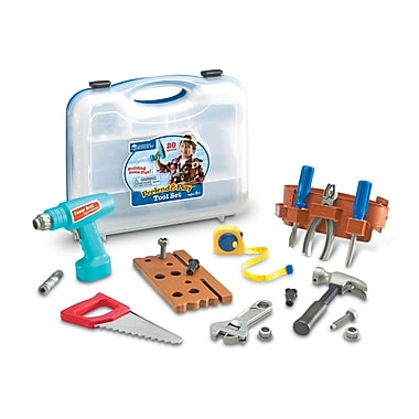 Learning Resources® Pretend and Play® Work Belt Tool Set
