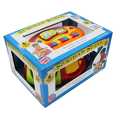 Small World Toys® Storybook Station Educational Toy