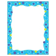 "Trend Enterprises Terrific Paper 11"" x 8.5"", Blue/White (T-11402)"
