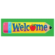 Trend Enterprises® Welcome Bookmark, Grades 1 - 6, Grades 1st - 6th