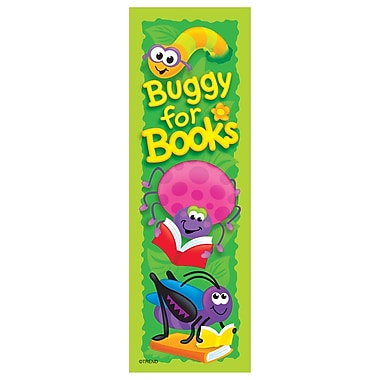 Trend Enterprises® Buggy For Books Bookmark, Grades Kindergarten - 4th