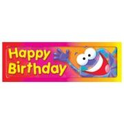 Trend Enterprises® Happy Birthday Bookmark, Grades Kindergarten - 6th