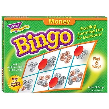 Trend Enterprises® Bingo Game, Money