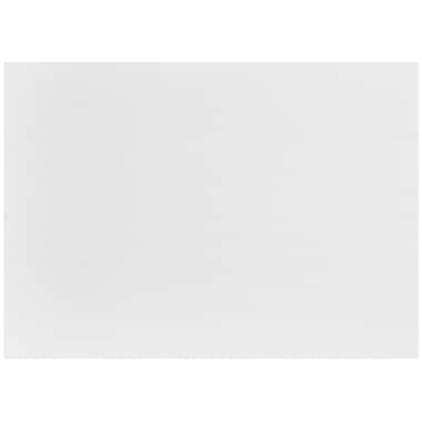 JAM Paper® Blank Note Cards, 4bar size, 3 1/2 x 4 7/8, White, 100/pack (175963)