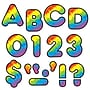 Trend Enterprises® Casual Ready Uppercase Letter, 2, Tie-Die