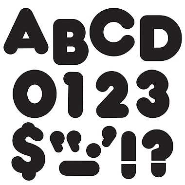 Trend Enterprises® Ready Casual Uppercase Letter, 5