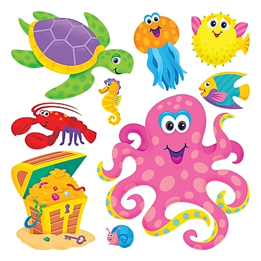 Trend Enterprises® Bulletin Board Set, Under The Sea