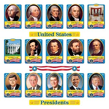 Trend Enterprises® Bulletin Board Set, U.S. Presidents
