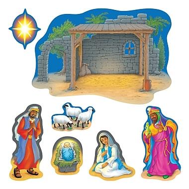 Trend Enterprises® Bulletin Board Set, Nativity