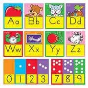 Trend Enterprises® Bulletin Board Set, ABC Fun Alphabet Line Zaner-Bloser Manuscript
