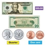 Trend Enterprises® Bulletin Board Set, U.S. Money