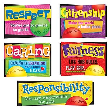 Trend Enterprises® Bulletin Board Set, Character Education