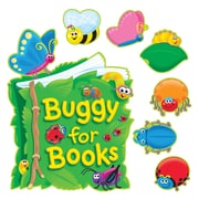 Trend Enterprises® Bulletin Board Set, Buggy For Books
