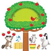 Trend Enterprises® Bulletin Board Set, Apple Tree & Animals