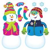 Trend Enterprises® Bulletin Board Set, Playful Snow Pals