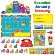 Trend Enterprises® Furry Friends™ Bulletin Board Set, Calendar