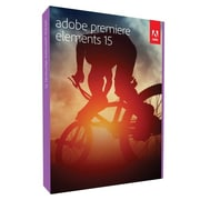 Adobe Premiere Elements V.15.0 Video Editing Software, Box Pack (65273853)