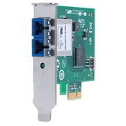 Allied Telesis™ 2911 Series AT-2911SX/SC 1000SX SC PCI Express x1 Network Adapter