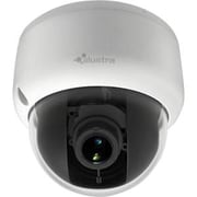 American Dynamics ADCI600F-D111A Illustra Flex 600 Wired Indoor Mini-Dome Network Camera, 1MP, White