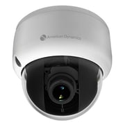 American Dynamics ADCI800F-D111 Illustra Flex Wired Indoor Mini-Dome Network Camera, 3MP, White