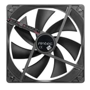 Antec® Twocool™ 120 Black Case Fan With 3 Speed Switch, 1200 RPM