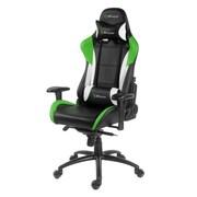 Arozzi Racing Style Gaming Chair, Green (VERONA-PRO)