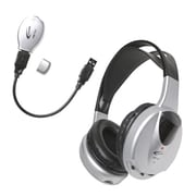 Califone® Ergoguys HIR-KT1 Infrared Stereo/Mono Wireless Headphone Set Via Ergoguys