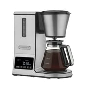 Cuisinart® PurePrecision™ 8 Cups Pour-Over Coffee Brewer, Stainless Steel (CPO-800)