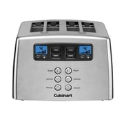 Cuisinart® Touch To Toast™ Leverless 4 Slice Toaster, Stainless Steel (CPT-440FR)