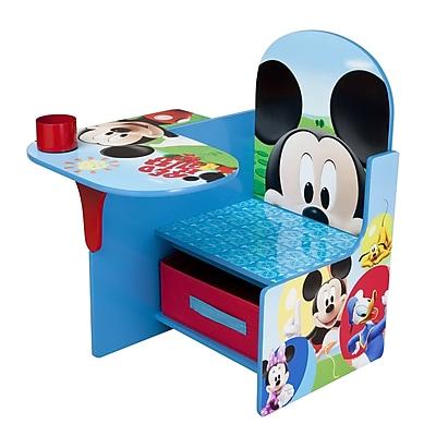 Delta Children Mickey Mouse Chair Desk with Storage Bin (TC85664MM) IM16D3226