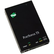 Digi™ PortServer® TS 1 1-Port RJ-45 Device Server, Black (70002041)