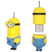 EP Memory Despicable Me Minion Kevin 24 MBps Read/8 MBps Write USB Flash Drive, 8GB, Yellow (DM2-KEVIN/8GB)