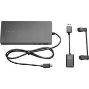 HP® USB-C Docking Station for Elite x2 1012 G1 Notebook (X7W54UT#ABA)