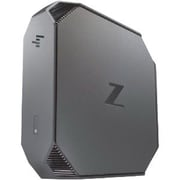 HP® Z2 Mini G3 Z2E14UT Intel Core i3-6100 Dual-Core 3.7 GHz 1TB HDD 4GB RAM Windows 7 Pro Workstation