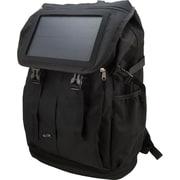 DPI/GPX-PERSONAL & PORTABLE® Black Solar Powered Phone Charging Backpack (IABB56B)