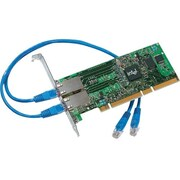 Intel® PWLA8492MTG3P20 PRO/1000 MT PCI-X Plug-in Card Dual Port Server Adapter
