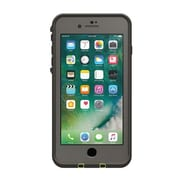 """LifeProof 77-53997 FRE Polycarbonate/Silicone Case for 5.5"""" Apple iPhone 7 Plus, Second Wind Gray"""