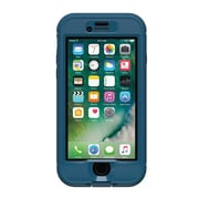 """LifeProof 77-54281 Nuud Polycarbonate/Silicone Case for 4.7"""" Apple iPhone 7, Midnight Indigo Blue"""