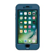 "LifeProof 77-54306 Nuud Polycarbonate/Silicone Case for 5.5"" Apple iPhone 7 Plus, Midnight Indigo Blue"