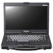 "Panasonic Toughbook® CF-532AMZYNM Elite 14"" Notebook, LCD, Intel Core i5-4310U 2 GHz, 500GB, 8GB, Windows 7 Pro, Black"