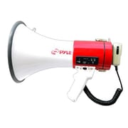 Pyle Professional Megaphone Bullhorn, 50 W (PMP57LIA)