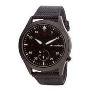 Runtastic Moment Elite Smart Watch with Sports Armband, Black (RUNSETMOE1)